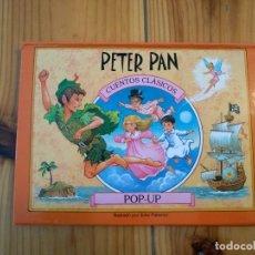 Libros de segunda mano: PETER PAN POP-UP - ILUSTRADO POR JOHN PATIENCE D50. Lote 182239785