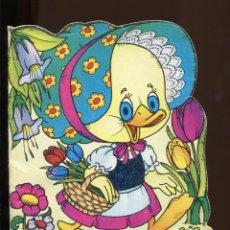 Libros de segunda mano: CUENTO INFANTIL TROQUELADO. BRUGUERA 1980. Lote 182285242