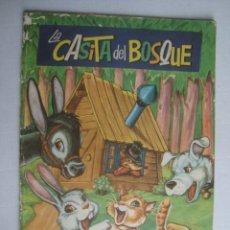 Libros de segunda mano: GUTMAGA (MANUEL GUTIÉRREZ GARULO) - LA CASITA DEL BOSQUE (VASCO AMERICANA, ÁLBUMES EVA 21, 1966).. Lote 182353413