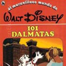 Libros de segunda mano: 101 DÁMATAS Nº8 COLECCIÓN, EL MARAVILLOSO MUNDO DE WALT DISNEY BRUGUERA CUENTO 1986. Lote 182492345