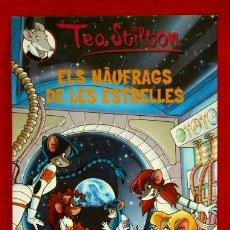 Libros de segunda mano: ELS NAUFRAGS DE LES ESTRELLES Nº 8 (EN CATALÀ) (NUEVO) TEA STILTON - ED. PLANETA - DESTINO. Lote 182699130