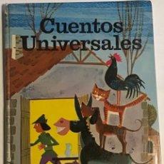 Libros de segunda mano: CUENTOS UNIVERSALES. Lote 182720620
