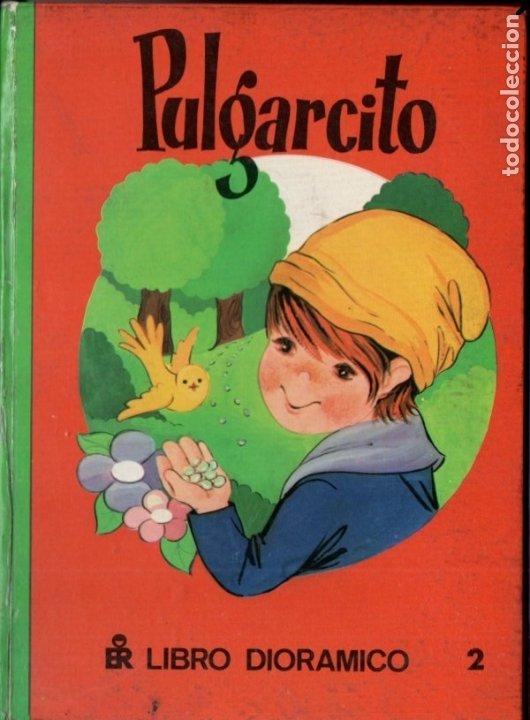 PULGARCITO CLASIC DIORAMA ROMA - POP UP (Libros de Segunda Mano - Literatura Infantil y Juvenil - Cuentos)