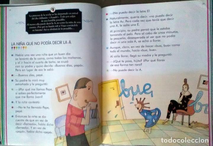 Libros de segunda mano: LECTURA PARA DORMIR A UNA PRINCESA. SM 2009. 2 PRIMARIA - Foto 4 - 182857051