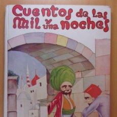 Libros de segunda mano: CUENTOS DE LAS MIL Y UNA NOCHES / 1959. HYMSA. Lote 182884120