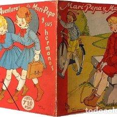 Libros de segunda mano: MARI PEPA Y MARI CHARI. (ILUSTRACIONES DE MARIA CLARET) . Lote 182985510