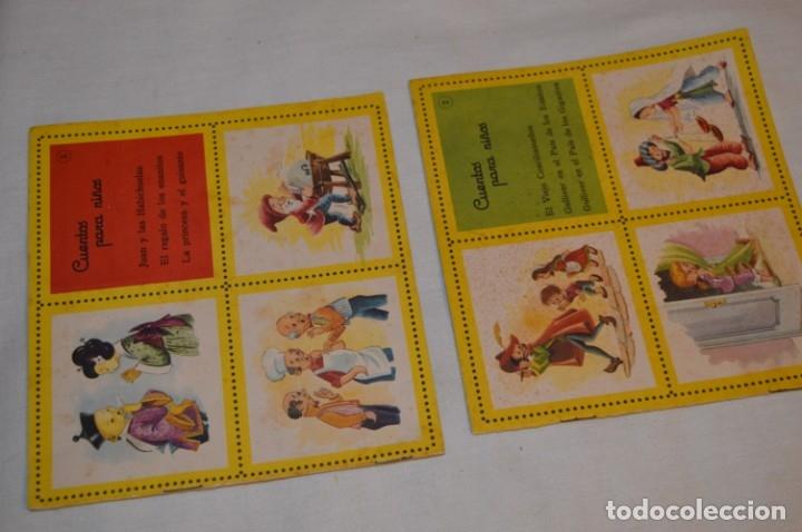 Libros de segunda mano: Lote Colecciones diferentes - 18 cuentos variados / Editoriales variadas - Años 40/60 ¡Mira fotos! - Foto 6 - 183195023