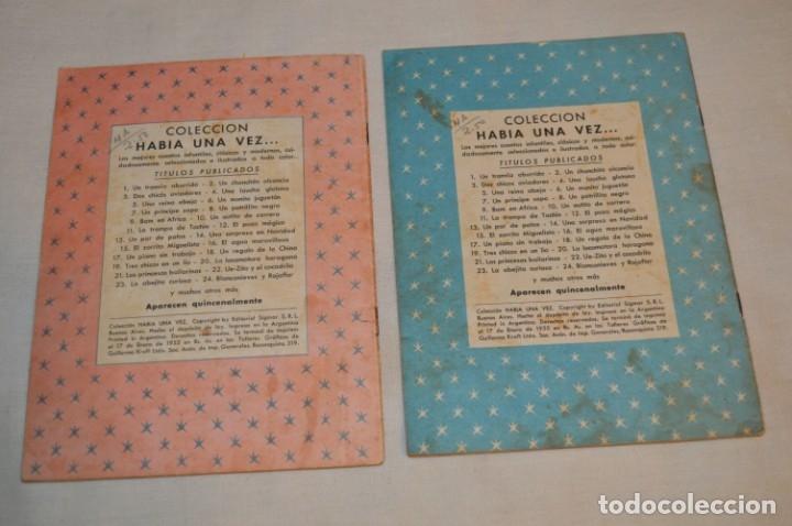 Libros de segunda mano: Lote Colecciones diferentes - 18 cuentos variados / Editoriales variadas - Años 40/60 ¡Mira fotos! - Foto 11 - 183195023