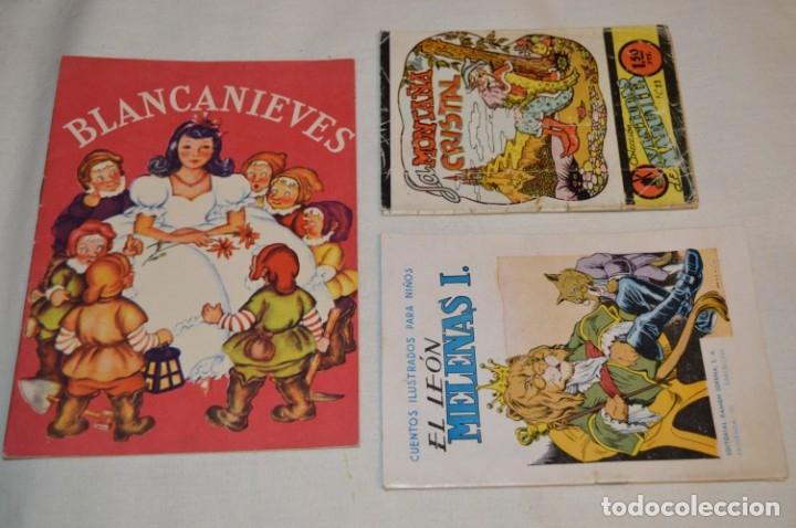 Libros de segunda mano: Lote Colecciones diferentes - 18 cuentos variados / Editoriales variadas - Años 40/60 ¡Mira fotos! - Foto 12 - 183195023