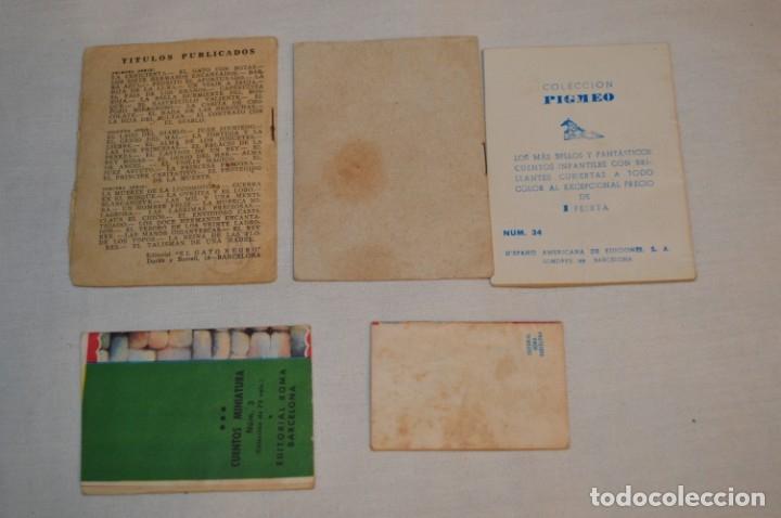 Libros de segunda mano: Lote Colecciones diferentes - 18 cuentos variados / Editoriales variadas - Años 40/60 ¡Mira fotos! - Foto 15 - 183195023