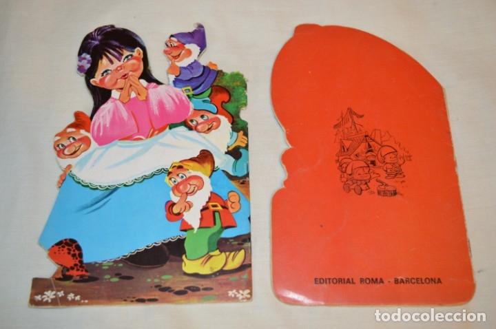 Libros de segunda mano: LOTE 06 ------- 6 CUENTOS ANTIGUOS TROQUELADOS variados - AÑOS 50/60 - Diferentes editoriales ¡Mira! - Foto 5 - 183264075