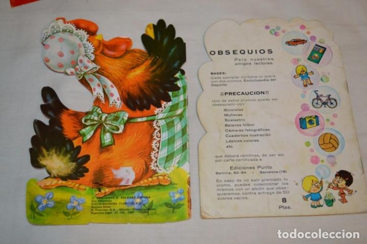 Libros de segunda mano: LOTE 07 ------- 6 CUENTOS ANTIGUOS TROQUELADOS variados - AÑOS 50/60 - Diferentes editoriales ¡Mira! - Foto 3 - 183264857