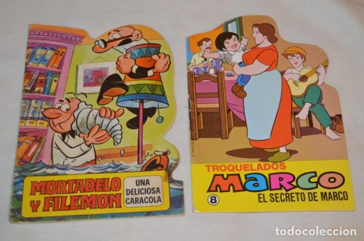 Libros de segunda mano: LOTE 13 ------- 8 CUENTOS ANTIGUOS TROQUELADOS variados - AÑOS 60/70 - Diferentes editoriales ¡Mira! - Foto 6 - 183271450