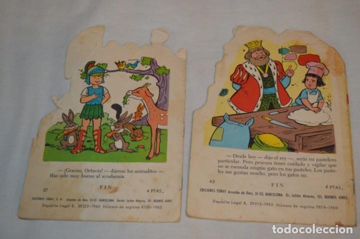 Libros de segunda mano: LOTE 14 ------- 7 CUENTOS ANTIGUOS TROQUELADOS variados - AÑOS 60/70 - Diferentes editoriales ¡Mira! - Foto 5 - 183273591