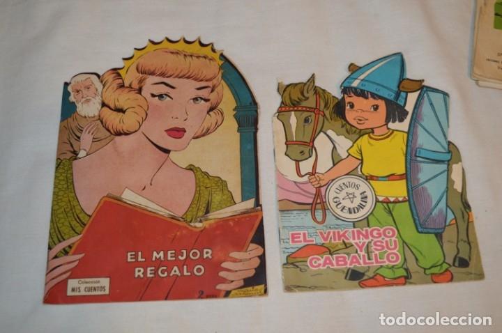 Libros de segunda mano: LOTE 14 ------- 7 CUENTOS ANTIGUOS TROQUELADOS variados - AÑOS 60/70 - Diferentes editoriales ¡Mira! - Foto 6 - 183273591