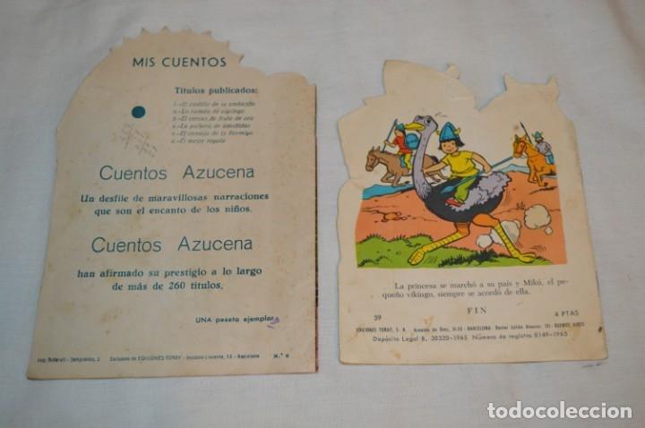 Libros de segunda mano: LOTE 14 ------- 7 CUENTOS ANTIGUOS TROQUELADOS variados - AÑOS 60/70 - Diferentes editoriales ¡Mira! - Foto 7 - 183273591