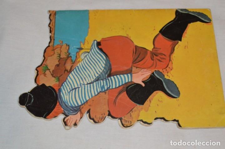 Libros de segunda mano: LOTE 14 ------- 7 CUENTOS ANTIGUOS TROQUELADOS variados - AÑOS 60/70 - Diferentes editoriales ¡Mira! - Foto 9 - 183273591