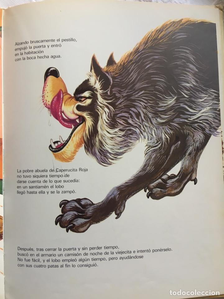 Libros de segunda mano: Caperucita roja: c perrault - Foto 2 - 183295792