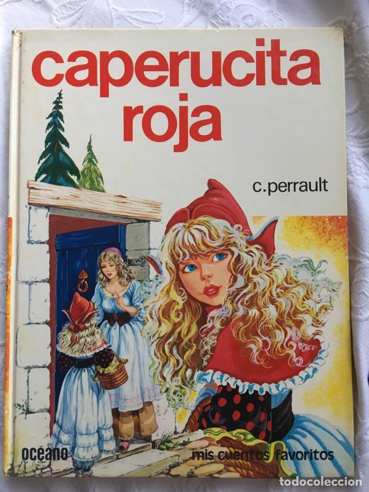 CAPERUCITA ROJA: C PERRAULT (Libros de Segunda Mano - Literatura Infantil y Juvenil - Cuentos)