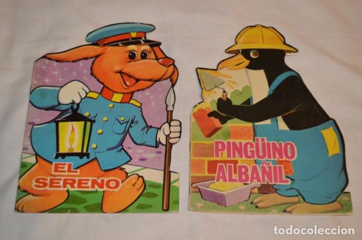 Libros de segunda mano: LOTE 15 ------- 8 CUENTOS ANTIGUOS TROQUELADOS variados - AÑOS 60 - Cuentos TORAY Zoo ¡Mira! - Foto 2 - 183313363