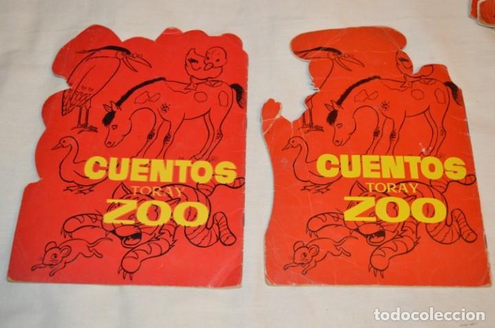 Libros de segunda mano: LOTE 15 ------- 8 CUENTOS ANTIGUOS TROQUELADOS variados - AÑOS 60 - Cuentos TORAY Zoo ¡Mira! - Foto 7 - 183313363