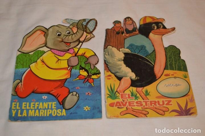 Libros de segunda mano: LOTE 15 ------- 8 CUENTOS ANTIGUOS TROQUELADOS variados - AÑOS 60 - Cuentos TORAY Zoo ¡Mira! - Foto 8 - 183313363