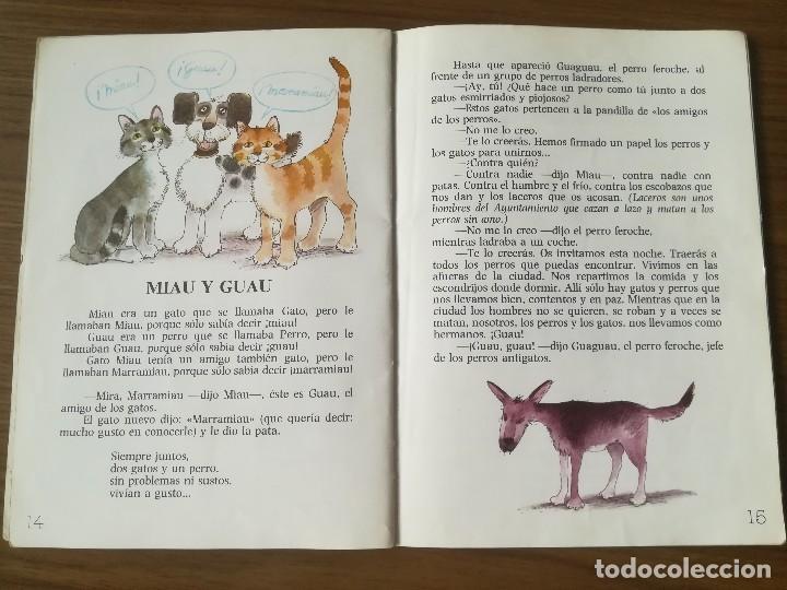 Libros de segunda mano: EL DOMADOR MORDIO AL LEON DE GLORIA FUERTES 1986 - Foto 3 - 183403957