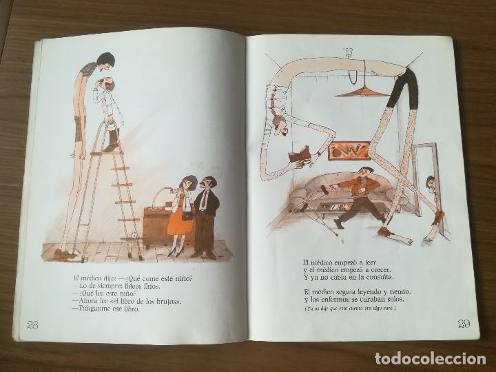 Libros de segunda mano: EL DOMADOR MORDIO AL LEON DE GLORIA FUERTES 1986 - Foto 4 - 183403957
