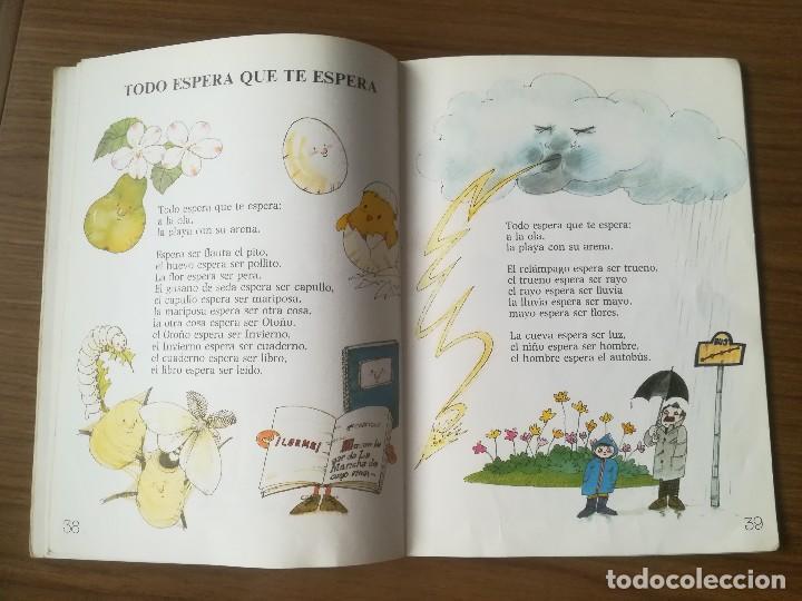 Libros de segunda mano: EL DOMADOR MORDIO AL LEON DE GLORIA FUERTES 1986 - Foto 5 - 183403957