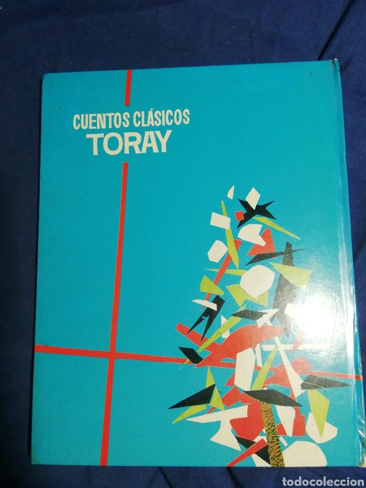 Libros de segunda mano: SIMBAD EL MARINO. CUENTOS CLÁSICOS TORAY - Foto 2 - 183595795