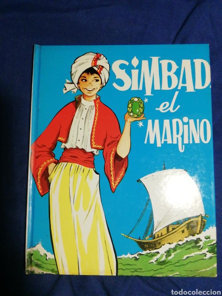 SIMBAD EL MARINO. CUENTOS CLÁSICOS TORAY (Libros de Segunda Mano - Literatura Infantil y Juvenil - Cuentos)