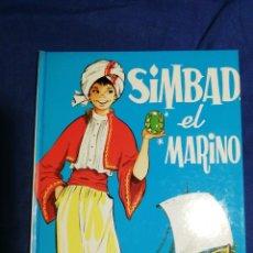Libros de segunda mano: SIMBAD EL MARINO. CUENTOS CLÁSICOS TORAY. Lote 183595795