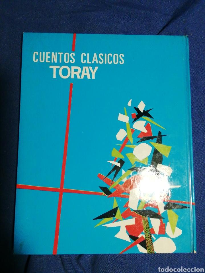 Libros de segunda mano: LA SIRENA. CUENTOS CLÁSICOS TORAY - Foto 2 - 183596385