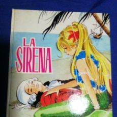 Libros de segunda mano: LA SIRENA. CUENTOS CLÁSICOS TORAY. Lote 183596385