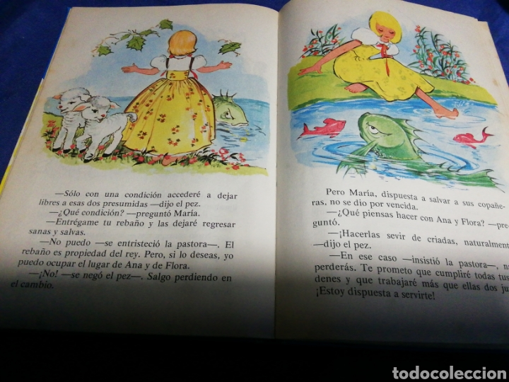 Libros de segunda mano: CUENTOS AZULES 1. TORAY - Foto 5 - 183598015