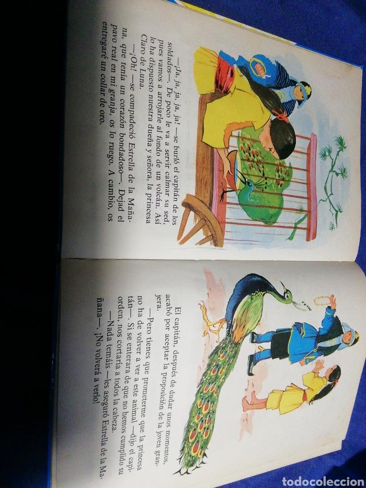 Libros de segunda mano: CUENTOS AZULES 1. TORAY - Foto 6 - 183598015