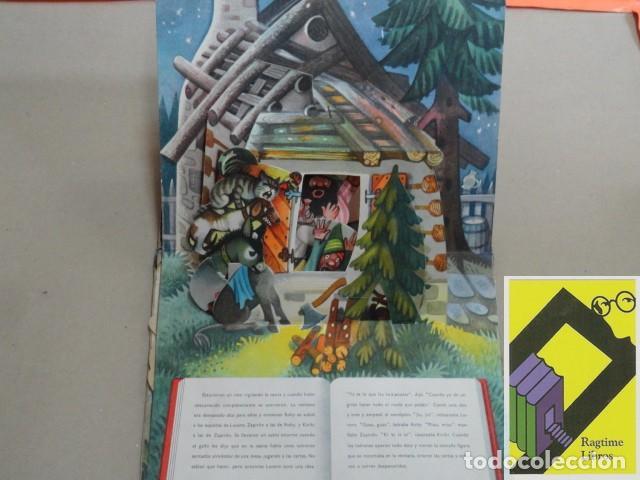 Libros de segunda mano: Los fugitivos y los ladrones (Cuento EN RELIEVE) - Foto 3 - 182857595