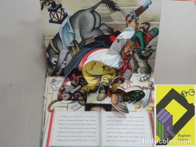 Libros de segunda mano: Los fugitivos y los ladrones (Cuento EN RELIEVE) - Foto 5 - 182857595