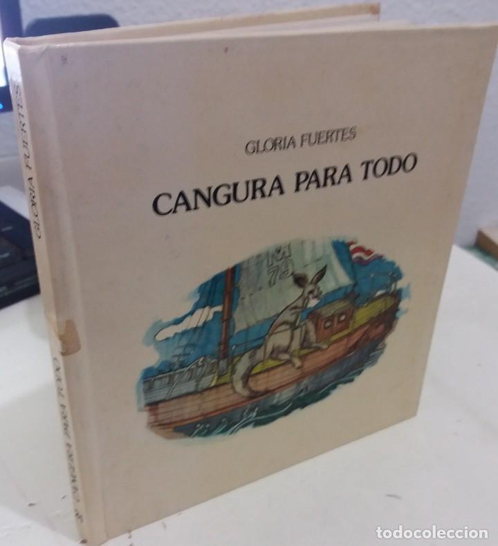 CANGURA PARA TODOS - FUERTES, GLORIA / ILUSTRACIONES MARCEL (Libros de Segunda Mano - Literatura Infantil y Juvenil - Cuentos)