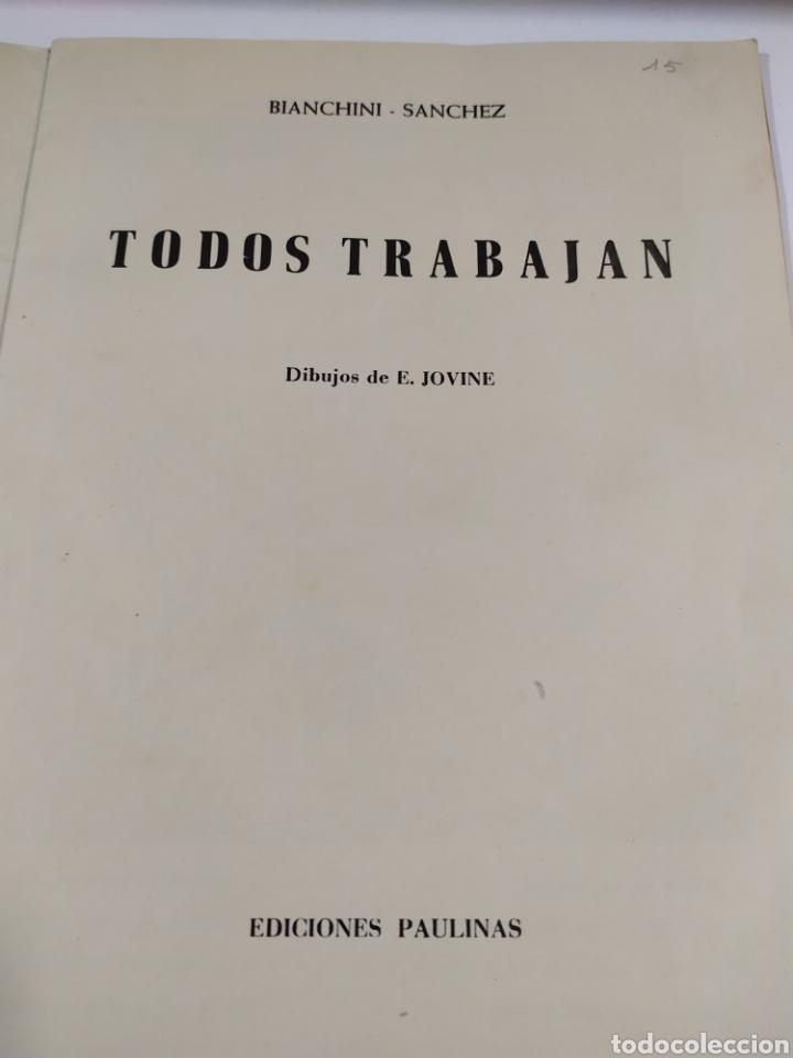 Libros de segunda mano: Cuento infantil ediciones Paulinas año 1958 - Foto 3 - 183865831