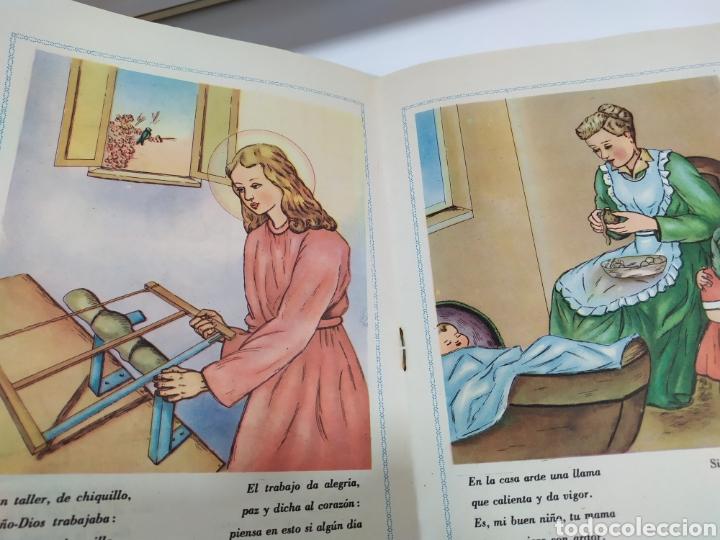 Libros de segunda mano: Cuento infantil ediciones Paulinas año 1958 - Foto 6 - 183865831