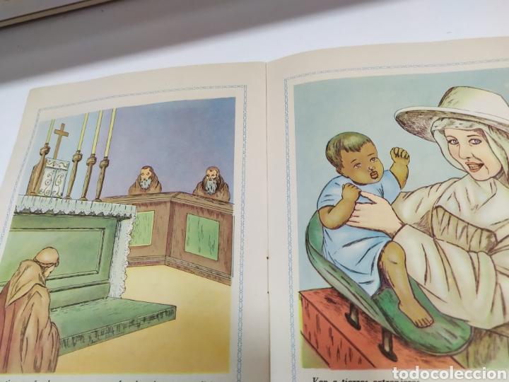 Libros de segunda mano: Cuento infantil ediciones Paulinas año 1958 - Foto 8 - 183865831