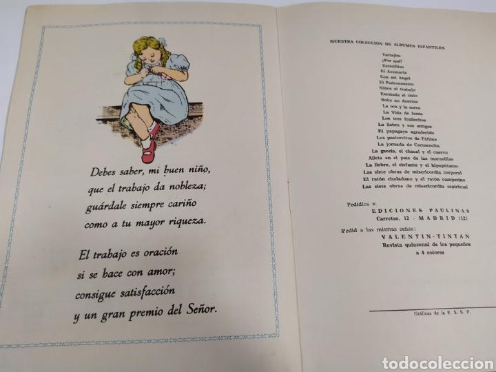 Libros de segunda mano: Cuento infantil ediciones Paulinas año 1958 - Foto 9 - 183865831