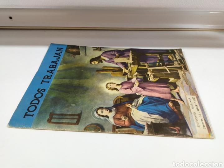 Libros de segunda mano: Cuento infantil ediciones Paulinas año 1958 - Foto 12 - 183865831