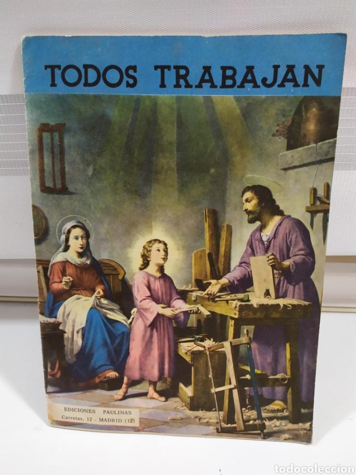 CUENTO INFANTIL EDICIONES PAULINAS AÑO 1958 (Libros de Segunda Mano - Literatura Infantil y Juvenil - Cuentos)