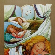 Libros de segunda mano: CUENTO TROQUELADO EN CATALA LA REINA DE LES ABELLES COMBEL 2009. Lote 184063951