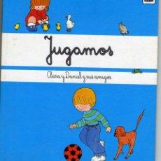 Libros de segunda mano: JUGAMOS. ROSA MARIA TORT. COL. CLARA Y DANIEL. EDIT. LA GALERA, 1988.. Lote 184163755