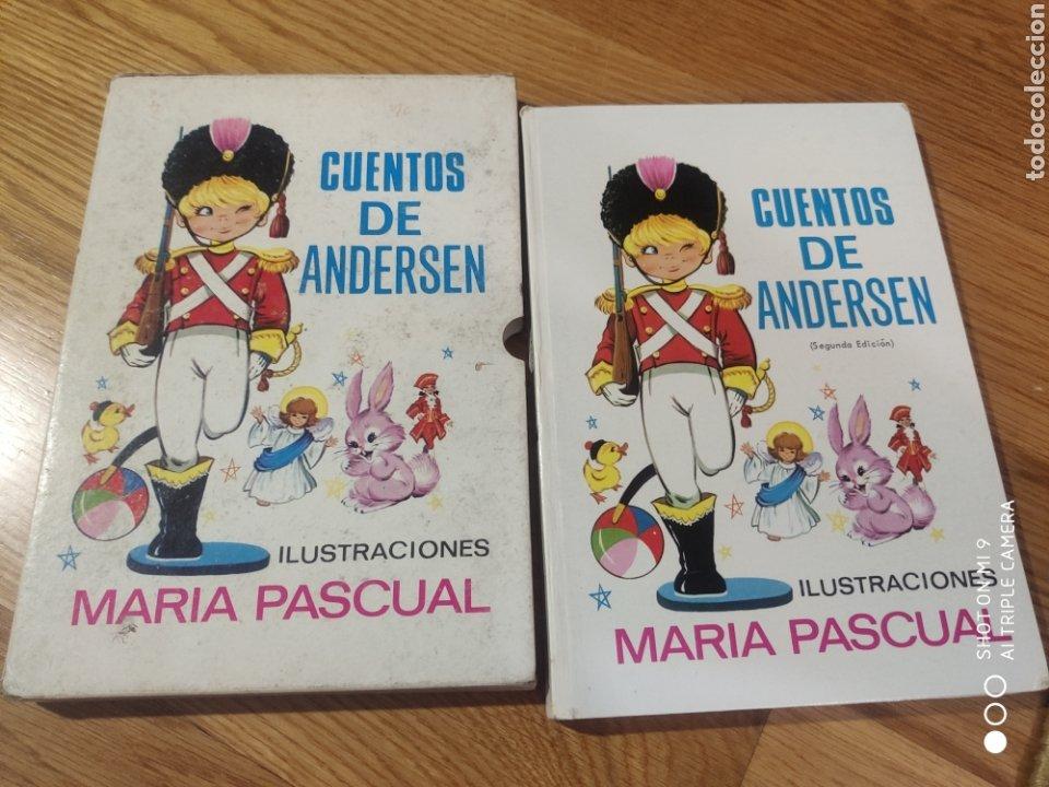 CUENTOS DE ANDERSEN (Libros de Segunda Mano - Literatura Infantil y Juvenil - Cuentos)