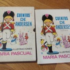 Libros de segunda mano: CUENTOS DE ANDERSEN. Lote 184293101