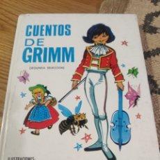 Libros de segunda mano: CUENTOS DE GRIMM, SEGUNDA SELECCIÓN. Lote 184294771